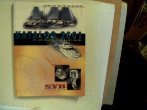 SVB Spezialverband für Yacht- und Bootszubehör Katalog 2005,
