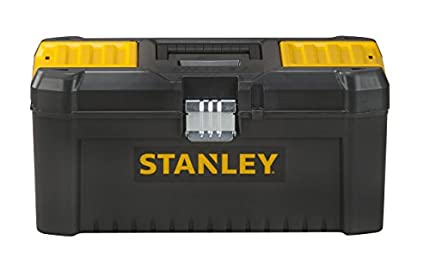 STANLEY Caja de Herramientas de Plastico con Cierre Metalico 20cm x 19.5cm x 41cm STST1-75518