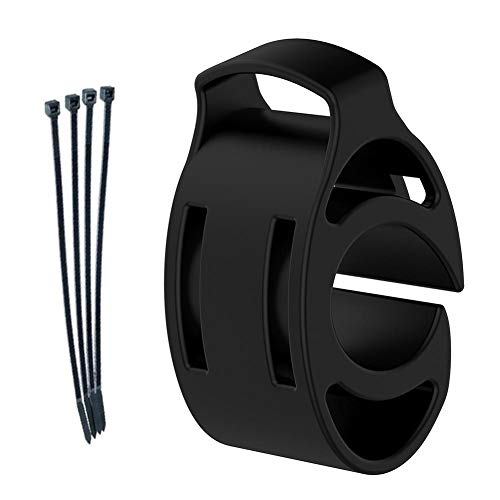Kit de Montaje para Bicicleta, Manillar de Bicicleta Soporte de Kit de Montaje de Silicona para el Enfoque Garmin S1 S3 Fenix Forerunner