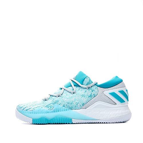 adidas Crazylight Boost Low 2016PK Herren Sportschuhe–Basketball, Blau–(agucla/Ftwbla/azuene) 55