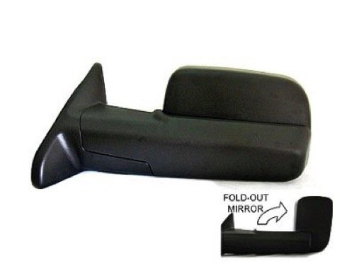 Go-Parts - for 2010 Dodge Ram 2500 Side View Mirror Assembly / Cover / Glass - Left (Driver) Side 55372073AC CH1320314