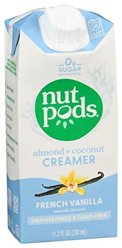 Nutpods, French Vanilla Creamer Dairy Free, 11.2 Fl Oz