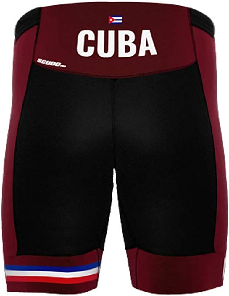 Cuba Code Cycling Luxury goods Pro for Men Shorts New Orleans Mall Bike