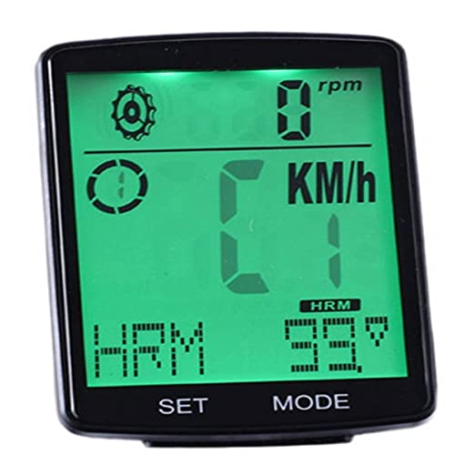 Ciclocomputador GPSBike ordenador de 2,8 pulgadas, tacómetro para bicicleta, ordenador, cadencia, sensor de frecuencia cardíaca, monitor de ciclismo, antilluvia, multifunción, escalada