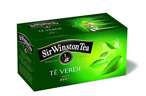 Sir Winston - Tè Verde - 24 filtri - [confezione da 3]