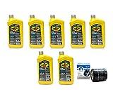 DODGE RAM 2500-5500 6.4L Full Synthetic Pennzoil Motor Oil & Filter OEM MOPAR