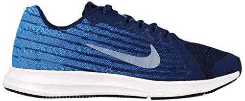 Nike Downshifter 8 (GS), Chaussures d'Athlétisme Homme, Multicolore Void/Indigo Fog/Photo Blue 403,...