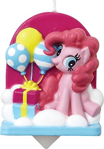 Wilton 2811-4700 My Little Pony Birthday Candle