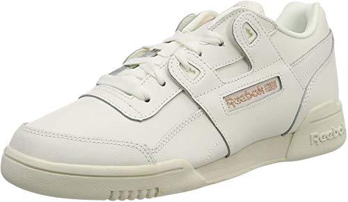 Reebok Damen Workout LO Plus Sneaker, Sea Spray White Silve, 40 EU
