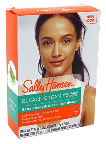 Sally Hansen Extra Strength Creme Bleach, Complete Kit