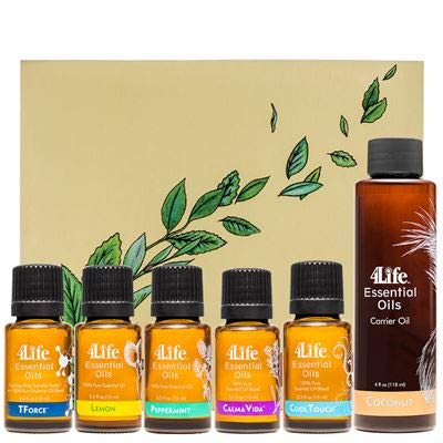 4Life Essential Oils Kit