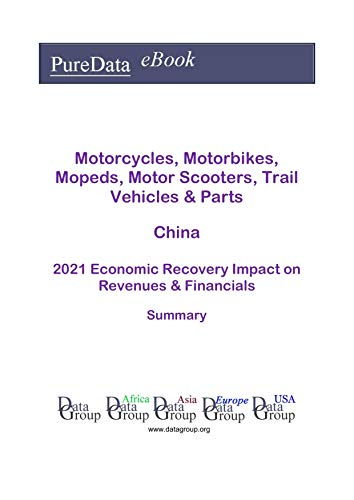 Motorcycles, Motorbikes, Mopeds, Motor Scooters, Trail Vehicles & Parts China Summary: 2021 Economic Recovery Impact on Revenues & Financials (English Edition)