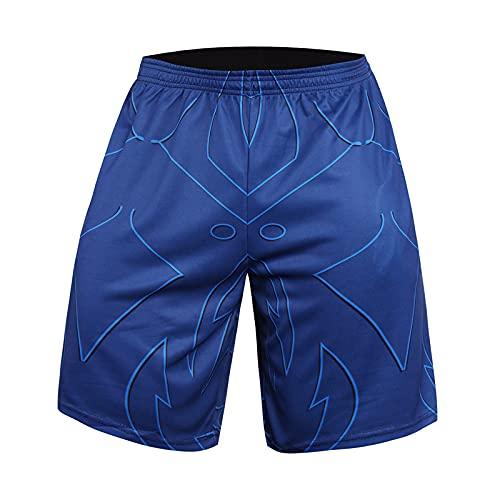 BUZHIDAO Herren Sport Shorts Sommer Kurze Hose Atmungsaktiv und schnelltrocknend Basketball Shorts Fitnesshose Sweatshorts Tennisshorts Laufshorts