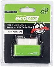 Mashimaro's Nitro OBD2 and EcoOBD2 ECU Chip Tuning Box Plug & Driver NitroOBD2 Eco OBD2 for Cars 15% Fuel Save and More Power & Torque (Green - Benzine ECO)