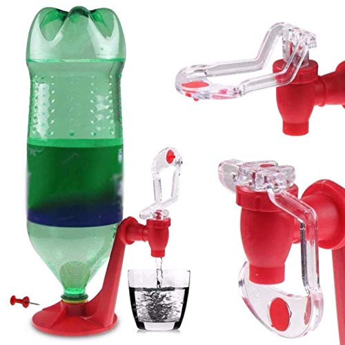 Jishipin Saver Soda Dispensador de Bebidas Coca-Cola Dispensador de refrescos Grifo Barra de Cocina Gadgets Separador de Cocina
