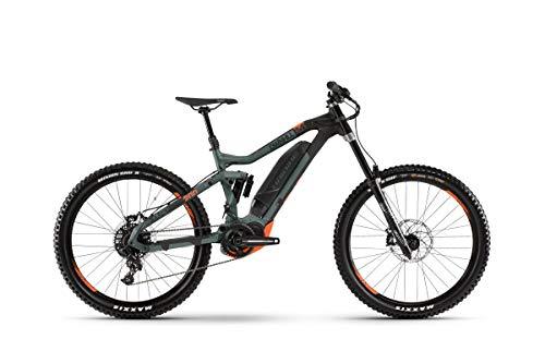 HAIBIKE Xduro dwnhll 8.0 27.5'' 500wh Yamaha 11v Arancio/Nero Taglia 42 2019 (eMTB Downhill)