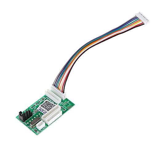 B Baosity Plotter Decryption Card Decoder Chip para HP DesignJet 100 110 120 500 800