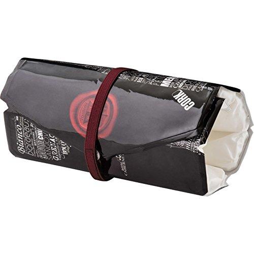 Trudeau 5060801 - Glacette per Bottiglie di Vino, Colore: Nero