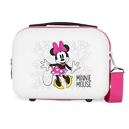 Disney Neceser de viaje, 29 cm, 9.14 litros Enjoy The Day, color...
