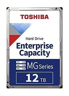 "Toshiba MG Series 12 TB Enterprise Capacity Disque Dur Interne 3,5"" SATA 6 Gbit/s 7200 RPM (B07DNVC4S6) | Amazon price tracker / tracking, Amazon price history charts, Amazon price watches, Amazon price drop alerts"