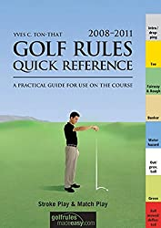 Golf Rules Quick Reference - Spiral