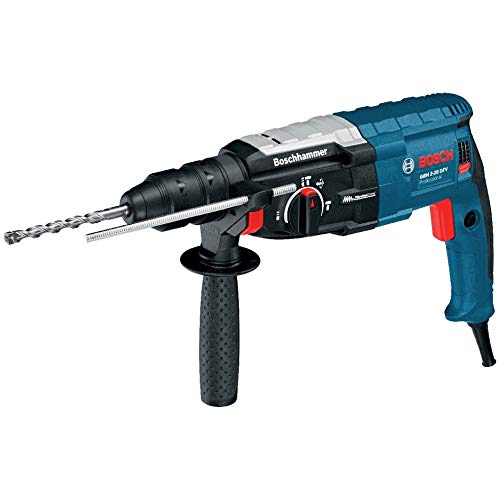 Bosch Professional Bohrhammer GBH 2-28 F + Bohrerset in L-Boxx (0615990HG8)