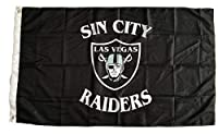 Las Vegas Raiders Flag 3x5