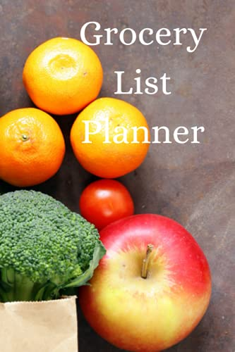 Grocery LIst Planner