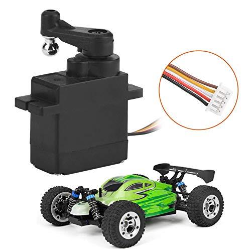 RC Servo, 5 regels RC Servo besturing motor reserveonderdelen voor 1/18 9300-9304 RC Car
