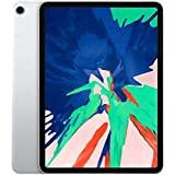 Apple iPad Pro 2018 (11-inch, Wi-Fi + Cellular, 1TB) - Silver (Renewed)