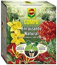 Compo Enraizante Natural, para esquejes, Semillas y bulbos, Apto para Agricultura ecológica, 5 Sobres de 10 g, 13x11x4.5 cm, 2226602011