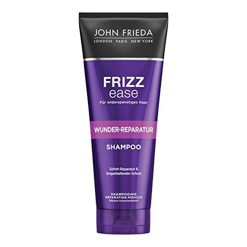 John Frieda Frizz Ease Wunder Reparatur Shampoo - 2er Pack (2x 250 ml) - Sofort-Reparatur, Geschmeidigkeit und langanhaltender Schutz