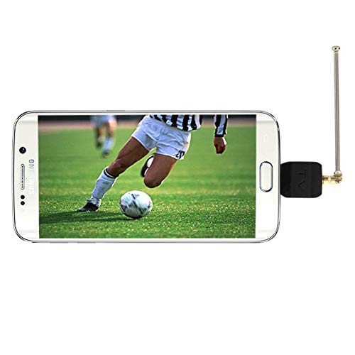 Review Todayday Enjoy for Your Life Micro USB 2.0 Mobile Watch DVB-T/ISDB-T TV Stick for Android Pho...