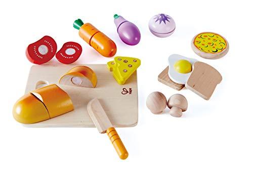 Hape International E3110 Kleiner Küchenchef, Holzspielzeug