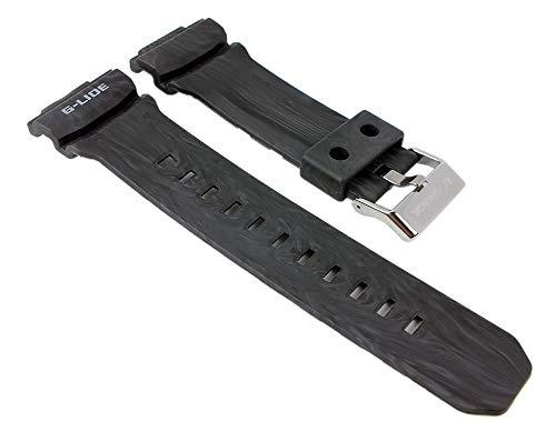 Ersatzband für Casio G-Shock G-Lide Resin grau GLS-8900AR