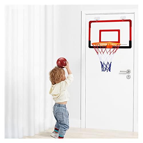Canasta de Baloncesto Mini Kits De Juguete De Aro De Baloncesto, Aro De Baloncesto De Entrenamiento De Tiro Interior con Pelota para Niños, Regalos De Cumpleaños para Niños Y Niñas (Color : Kit-3)