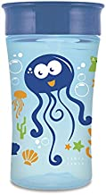NUK Magic 360 Sippy Cup, Blue, 10oz 1pk, Styles May Vary