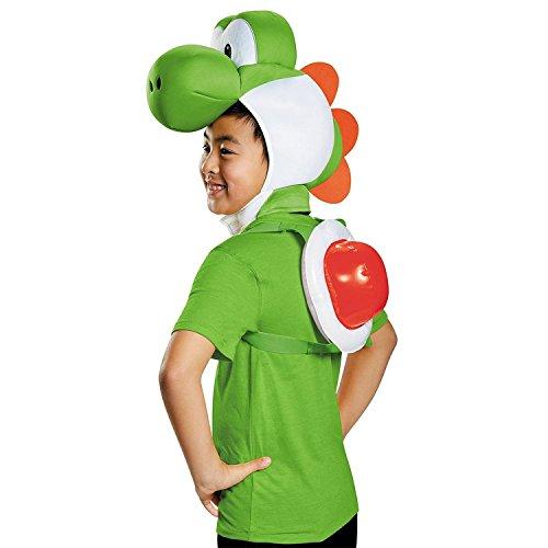 Generique - Yoshi Kostümset für Kinder Nintendo