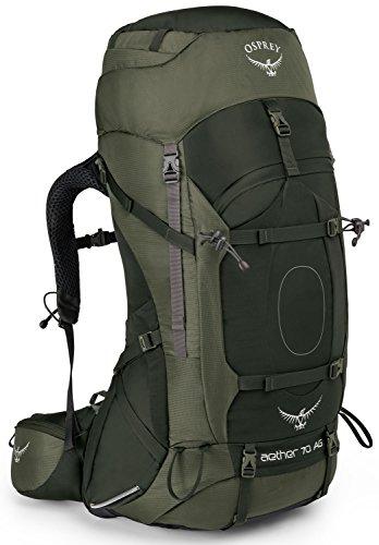Osprey Aether AG 70 Rucksack Herren Adirondack Green Größe L 2020 Outdoor-Rucksack