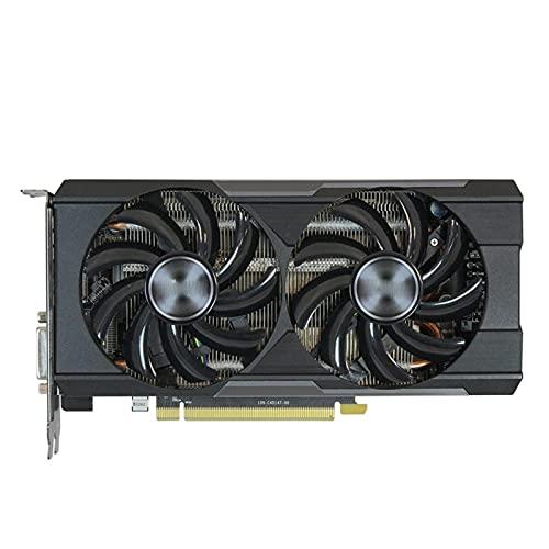 Fit for Sapphire R9 370 4GB Tarjetas de Video GPU AMD Radeon R7 370X R9370 R7 370X Tarjetas gráficas Pantalla Videojuego Computadora de Escritorio PC PCI-E