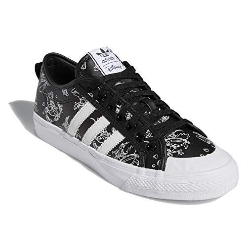 Adidas Superstar Foundation, Zapatillas de Baloncesto para Hombre Negro Size: 48 EU