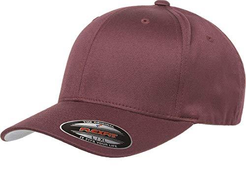 Flexfit Herren Baseball Cap Brown S/M