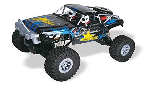 Amewi 22412 Rock Crawler im Maßstab 1:10, 4WD Antrieb, 2 Motoren, Wassergeschützter Elektronik, 2,4GHz System