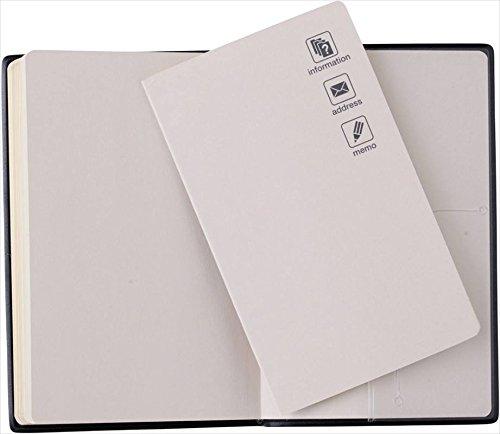 『高橋 手帳 2017年1月始まり ウィークリー ビジネス手帳 小型版 1 No.140』の3枚目の画像