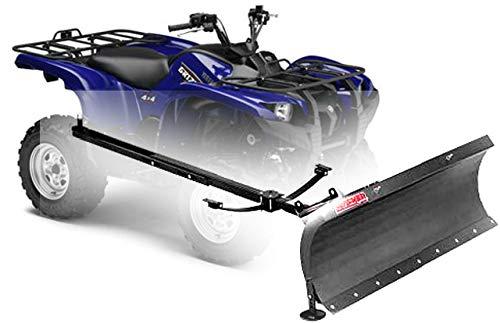 Schneeschild Ersatzteil für/kompatibel mit Yamaha Grizzly YFM Kodiak 450 bis 700ccm
