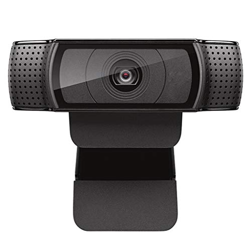 Hd Webcam 1080P Streaming Webcamera, Autofocuscamera Pc Webcam Usb Computercamera Met Microfoons Ideaal Voor Gamingvergaderingen Werken, Laptop of Desktop Webcam