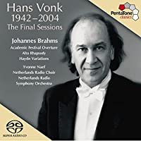 Hans Vonk: The Final Sessions (Hybr)
