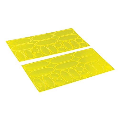 Silverline 598613 - Adhesivos reflectantes, 36 pzas (36 pzas)