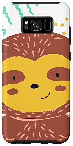 Galaxy S8+ Cute Sloth Case