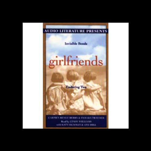 Girlfriends audiobook cover art
